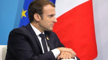 Al final, Macron es un político