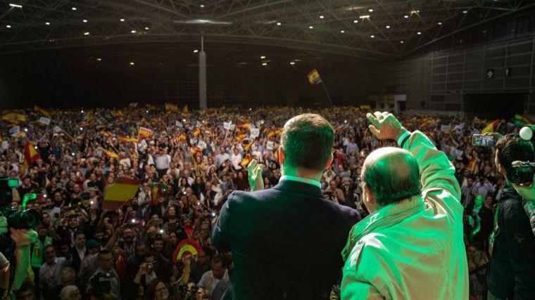 Andorra consolida a Vox como tercera fuerza en su cuarto sondeo