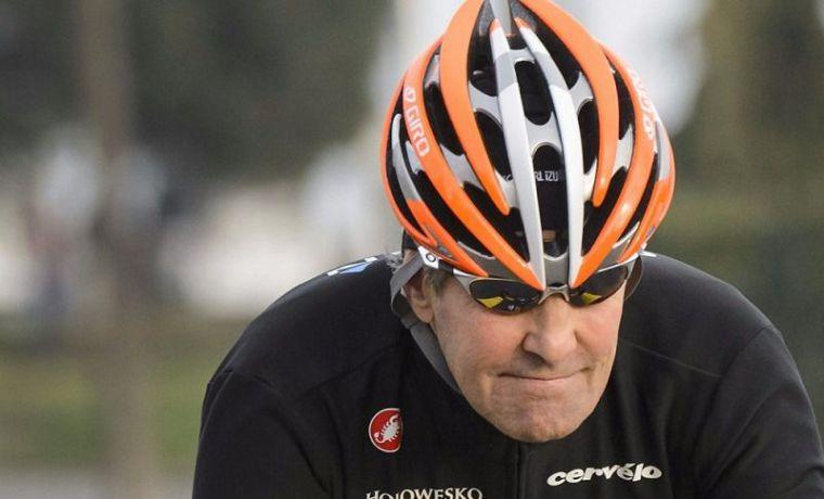 Kerry no se deja fotografíar tras el misterioso accidente en Scionzier, frontera entre Francia y Suiza