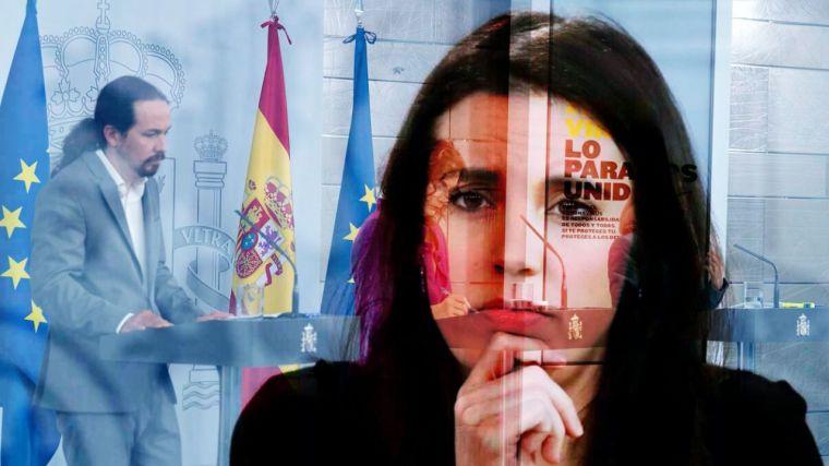 Pablo Iglesias, en su peor momento: supuesta amante, crisis matrimonial y consignas incendiarias