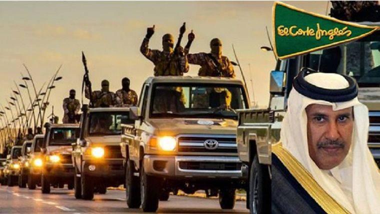 El Corte Inglés recibe mil millones del emirato que financia al terrorista Estado Islámico