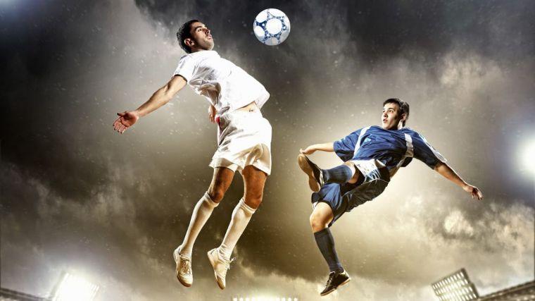Para el fútbol, no hay santas pelotas