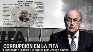 La corrupción también salpica el fútbol mundial