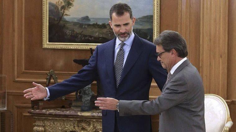 La guerra de Artur Mas