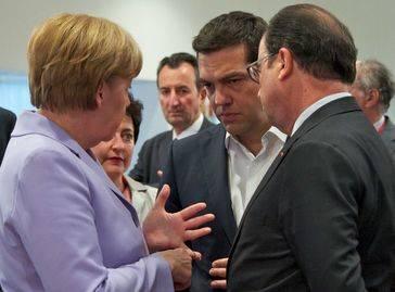Tsipras vende Grecia a precio de saldo a cambio del tercer rescate