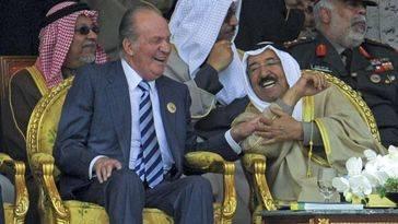 Sospechas de que el Rey Juan Carlos apadrinó la operación de venta a Qatar