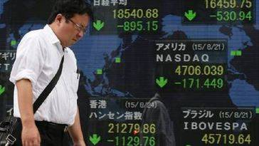 Aumentan los temores de crisis mundial en septiembre tras el parón de la economía china