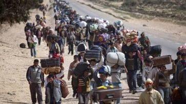 Estados Unidos 'envía' dos millones de sirios a Europa