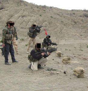 Comandos del SAS británico luchan en Siria contra Al-Asad camuflados como yihadistas