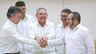 El servicio secreto del Vaticano facilitó el acuerdo de paz entre las FARC y el presidente Santos