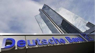 Deutsche Bank y seis bancos mas, acusados de manipular el precio del oro