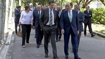 Empresarios del Ibex relanzan el Informe Pelícano para forzar la salida de Rajoy y evitar que hunda al PP tras el meteórico ascenso de Albert Rivera