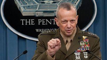 La intervención rusa en Siria precipita el cese del general Allen, jefe de la coalición internacional y responsable de presentar como un éxito la guerra contra el Estado Islámico