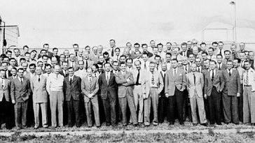 Franco ayudó a Estados Unidos en la Operación Paperclip para recuperar a un millar de científicos nazis