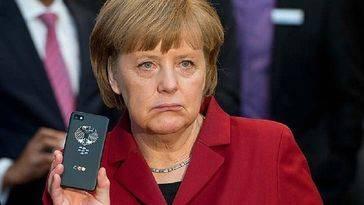 La guerra secreta de Estados Unidos contra Angela Merkel