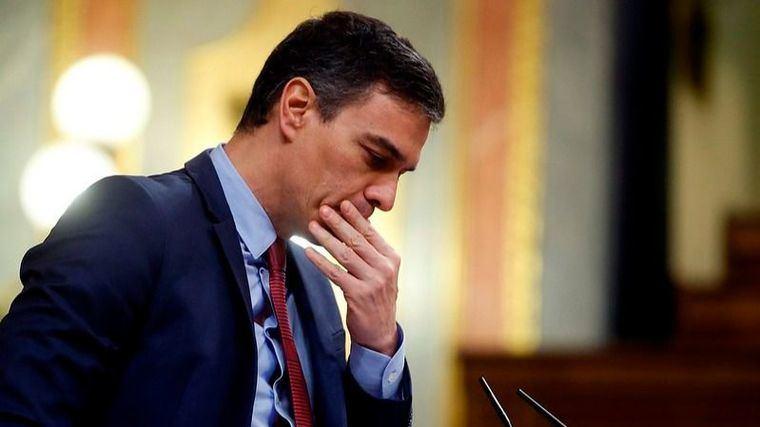 La pequeña mentira de Pedro Sánchez en el Congreso de los Diputados