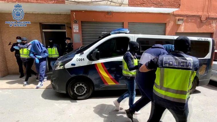Detenido en Almería uno de los 'Foreign Terrorist Fighters' de DAESH más buscados de Europa