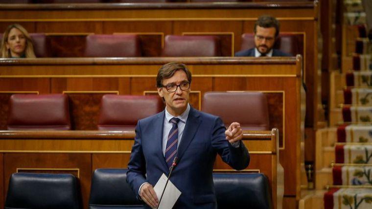 Illa confiesa que 'no va a haber test para cada ciudadano español'