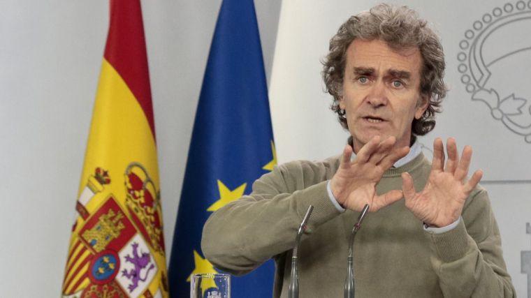 La farsa de los datos oficiales del Covid-19: En Ceuta hay más curados que contagios y Simón dice que