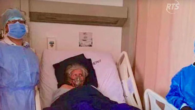 Una mujer dada por muerta por Covid-19 e incinerada 'resucita' para sorpresa de sus familiares