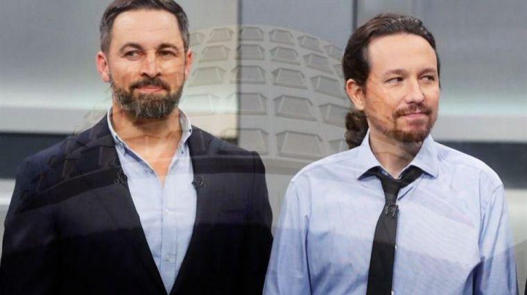El Constitucional admite a trámite el recurso de Vox contra el estado de alarma y el asalto del lídel de Podemos, Pablo Iglesias, al CNI
