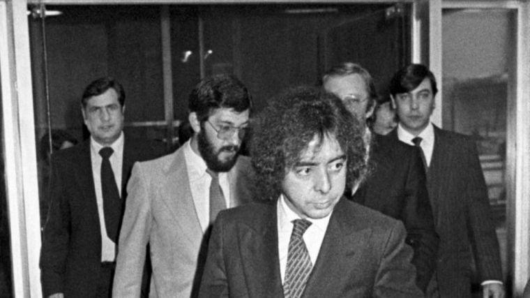 El expolicía y torturador Antonio González Pacheco, alias 'Billy el Niño', no puede con el coronavirus