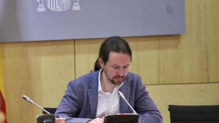 Pablo Iglesias acusa a Isabel Díaz Ayuso de hacer