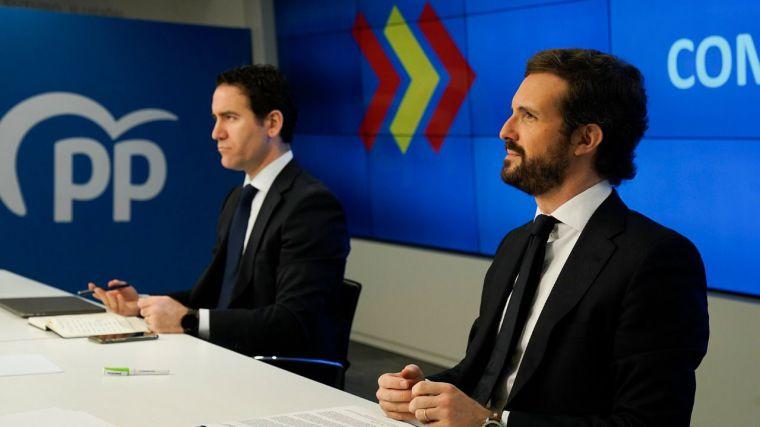 García Egea sobre el primer día de la 'Fase 1': 'Caos, carencia de rumbo, falta de protección y de criterio único'