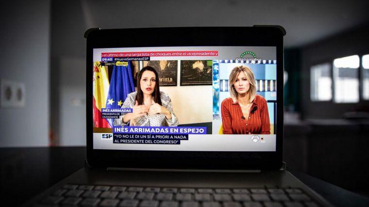 Inés Arrimadas advierte que podría plantarse en el 'no', pero prefiere 'pelear, negociar y conseguir medidas positivas para el país'