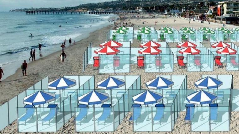 Playas, piscinas, centros comerciales... Todo lo que debes saber en la Fase 2