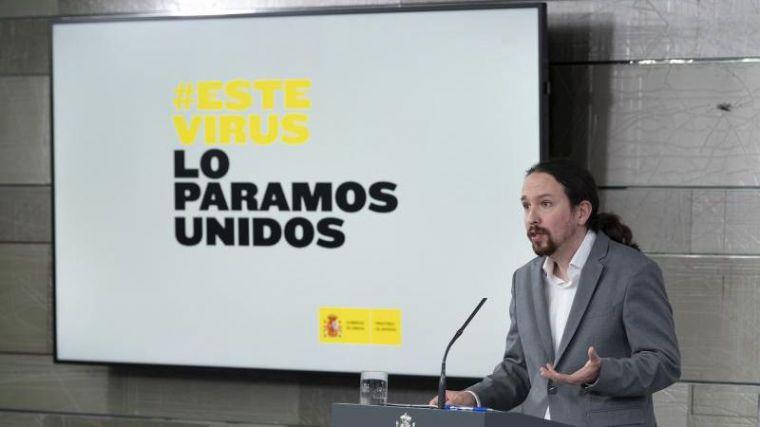 Pablo Iglesias se desentiende de su responsabilidad en la crisis respecto a las residencias de mayores