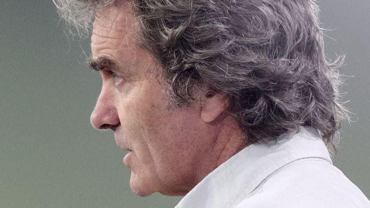 Acusan a Fernando Simón por 'homicidio imprudente' de al menos 27.000 personas basándose en la condena al vigilante del 'Madrid Arena'