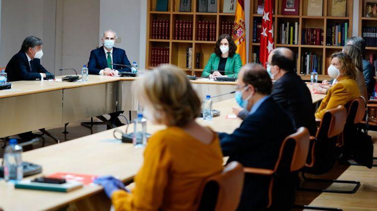 14.417: El número de muertes por coronavirus que la Comunidad de Madrid notifica a día de hoy