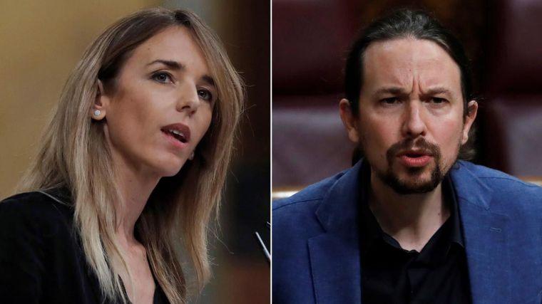 'Hijo de terrorista', 'embajador de ETA', 'burro de Troya'... el discurso de Álvarez de Toledo que Pablo Iglesias estudia llevar a los tribunales
