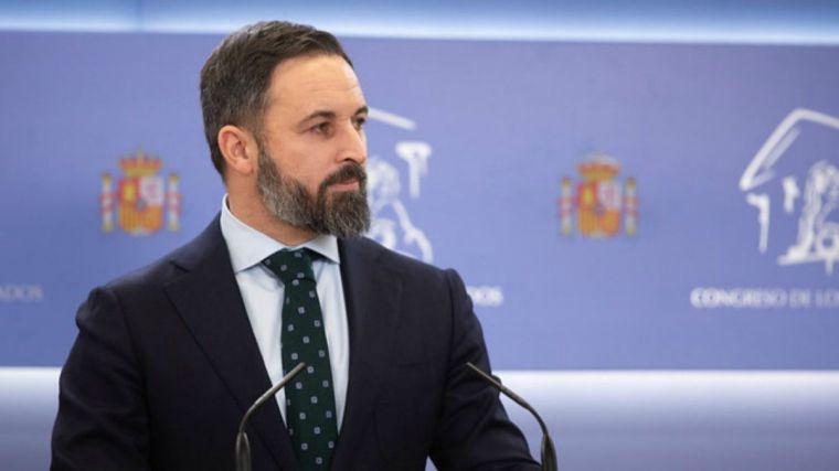 Santiago Abascal sobre Pablo Iglesias: 'Sabe que si impera la justicia acabará en la cárcel'