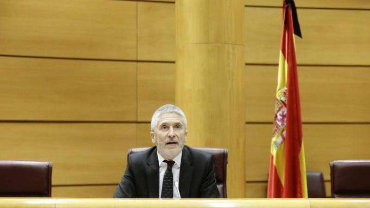 El nuevo 'Roldán': Ciudadanos, PP y Vox se encaran a Marlaska y piden su dimisión
