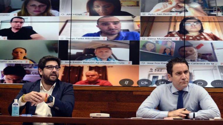 Teodoro García Egea no cree que el Gobierno pueda pagar el Ingreso Mínimo Vital