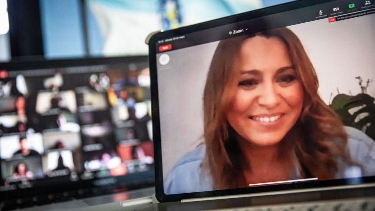 Innovando en tiempos de pandemia: De las 'cañas por España' de Vox al 'Café Telemático' de Ciudadanos