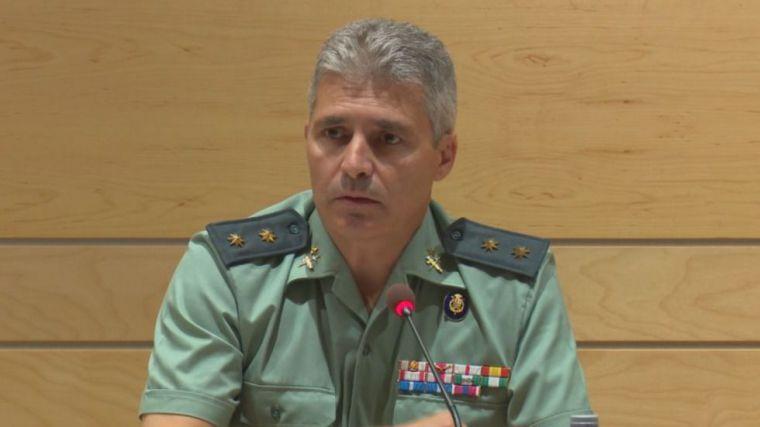 David Blanes sustituye a Diego Pérez de los Cobos, que pasará a una comisión de servicios en la Intervención Central de Armas y Explosivos en Madrid