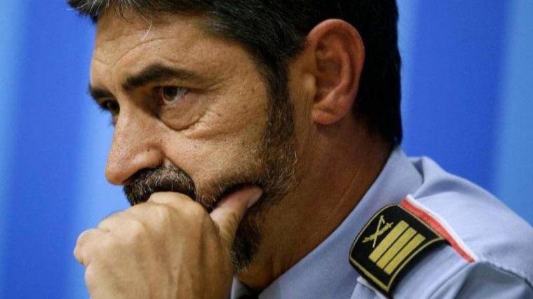 La Fiscalía rebaja su acusación contra Trapero: De rebelión a sedición o desobediencia por lo que no irá a prisión