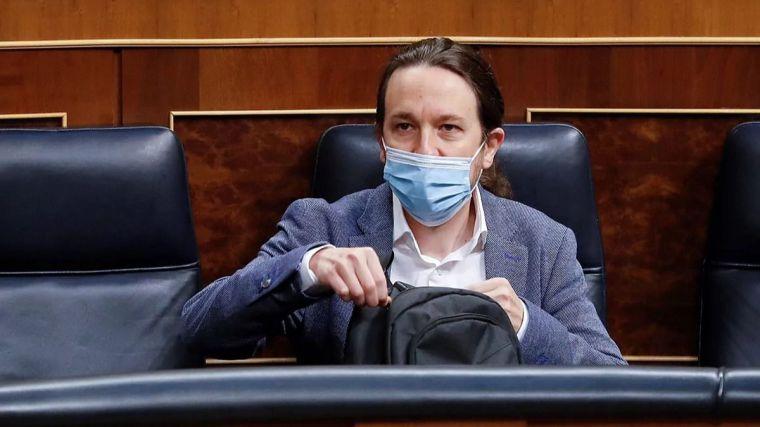 Iglesias critica a las residencias pese a ser competencia suya durante la pandemia: