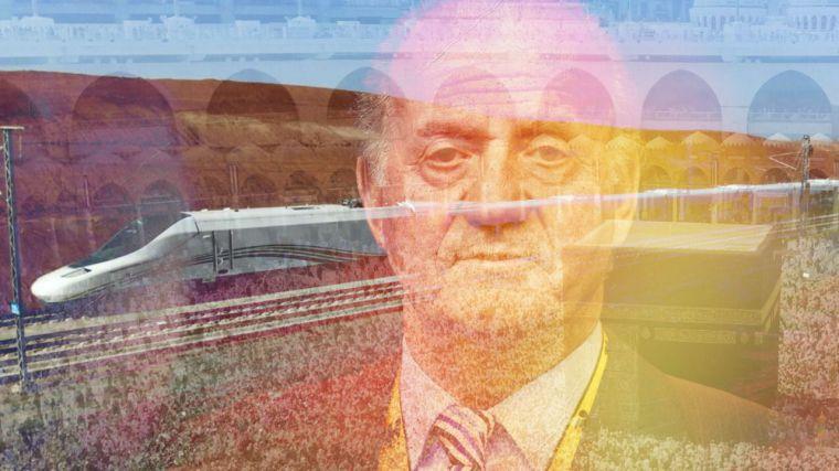 Jaque al Rey Juan Carlos: La Fiscalía del Tribunal Supremo asume la causa por las comisiones del AVE a La Meca