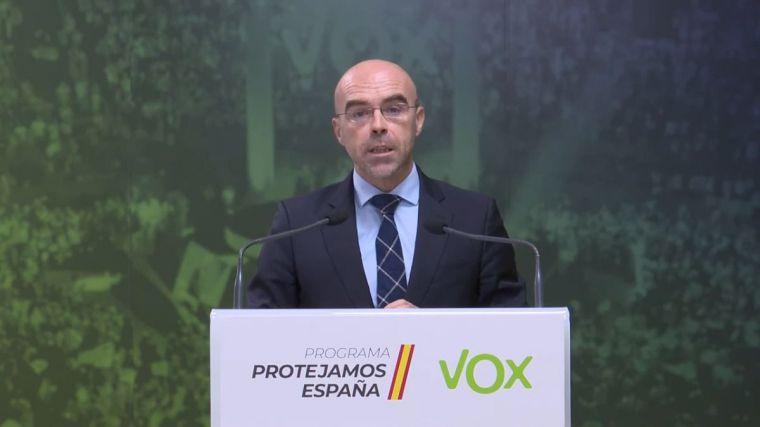 Vox advierte que 'la primavera progre nos llevará de un infierno demográfico a un infierno moral e intelectual'