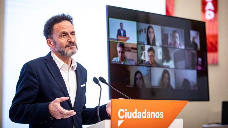 Ciudadanos pide al PSOE que explique cómo llegó el dinero de la 'Púnica' a manos del socialista Rafael Simancas
