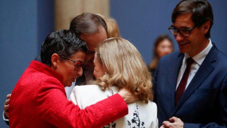 El azote de Iglesias en el Gobierno se postula para presidir el Eurogrupo, aunque el PSOE no descarta el doblete con Laya para la OMC