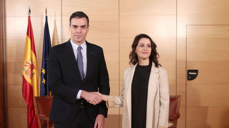 Sánchez deja entrever sus próximos pasos al dar la primera cita post-pandemia a Ciudadanos elevando la tensión con ERC y Podemos