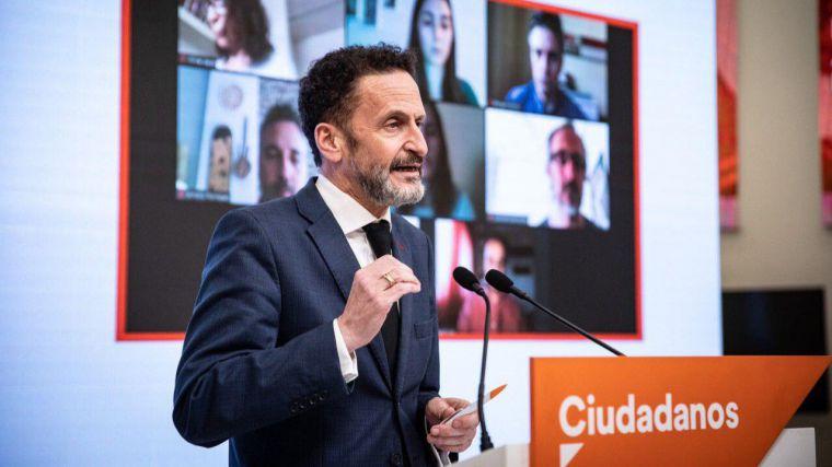 Edmundo Bal: 'Apoyamos las prórrogas pensando en proteger la salud de los españoles'