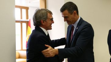 El presidente de la Eurocámara apoya el IMV pero se olvida de incluir a un Iglesias frustrado en su felicitación