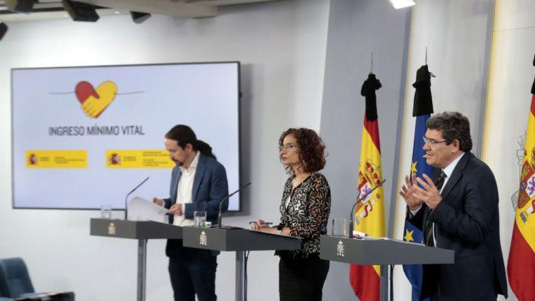 Arranca el plazo para solicitar el Ingreso Mínimo Vital que intentan abanderar tanto Podemos, como PSOE y PP