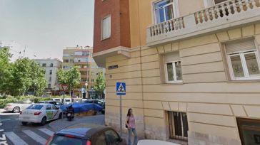 Crimen en el madrileño barrio de Salamanca: Muerto en un banco, con varios golpes en la cabeza y sobre un charco de sangre